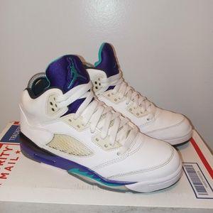 Jordan 5 'Grape'(GS)